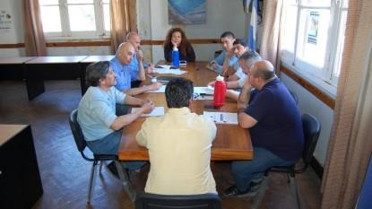 san antonio, Concejo Deliberante, COMISION INTERPODERES