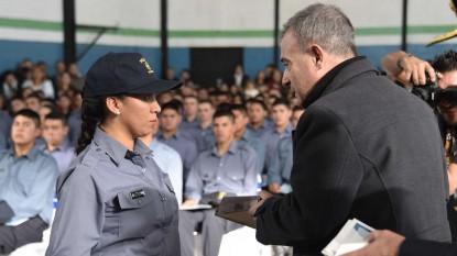 pedro pesatti, policias, escuela de cadetes
