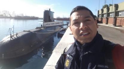mario toconas, submarino