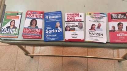 elecciones, boletas