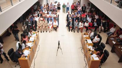 viedma, Concejo Deliberante, apertura de sesiones