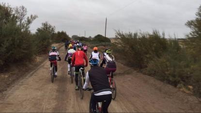 bicicleteadas, cicloturismo