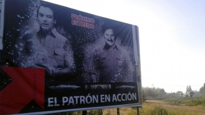 Martin Soria, cartel, pablo escobar