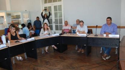 san antonio, Concejo Deliberante, BLOQUE FPV