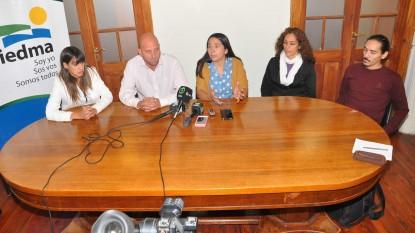 Ariel Sarricouet, Gladis Cofré, genoveva molinari, Patricio Graham, Griselda Linares, derechos humanos