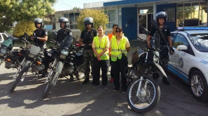 transito, policias