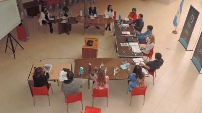 Concejo Deliberante, comisiones