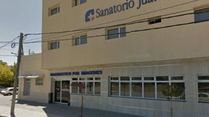 sanatorio juan xxiii, general roca
