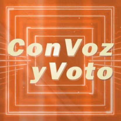 con voz y voto