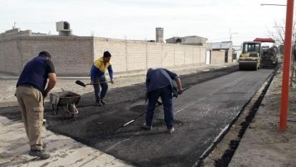 asfalto, pavimento, barrio lavalle