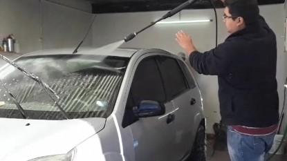 autos, lavadero