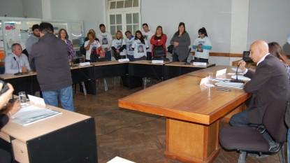 san antonio oeste, Concejo Deliberante, sesion