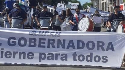 upcn, manifestacion, PROTESTA, reclamo