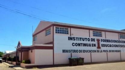 INSTITUTO DE EDUCACION FISICA