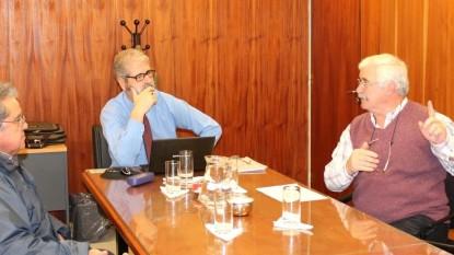 Sergio Barotto, Roberto Rota, Juan Carlos Pauletich