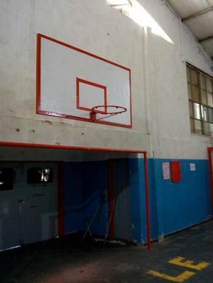 basquet, tablero