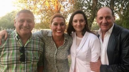 lorena matzen, Flavia Boschi, carlos toro
