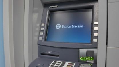 cajero, banco nacion