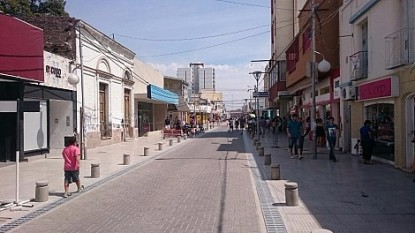 viedma, calle buenos aires