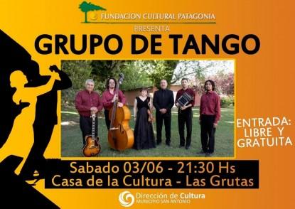 san antonio, tango