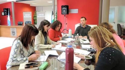 viedma, Concejo Deliberante, comision de gobierno