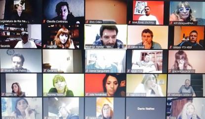 legisladores, jsrn, videoconferencia