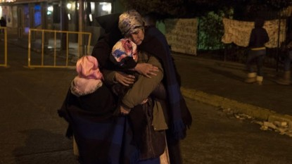 bariloche represion mapuches
