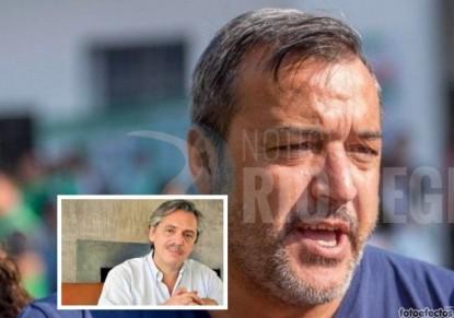 rodolfo aguiar, ALBERTO FERNANDEZ