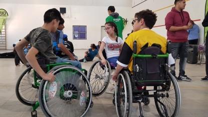 discapacidad, juegos rio negro