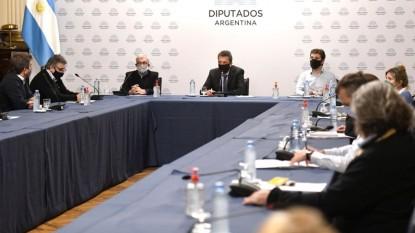 CAMARA DE DIPUTADOS DE LA NACION, labor parlamentaria