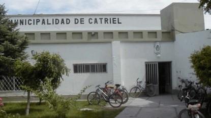 municipalidad, catriel