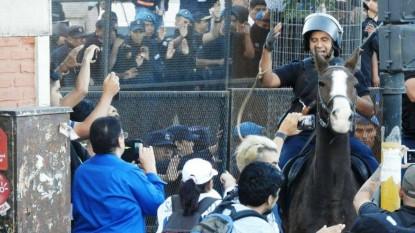 represion policial