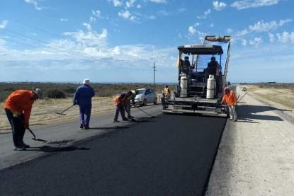 Ruta Nacional N°2, 500 millones de pesos