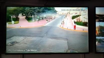 PATAGONES, camaras de seguridad, monitoreo