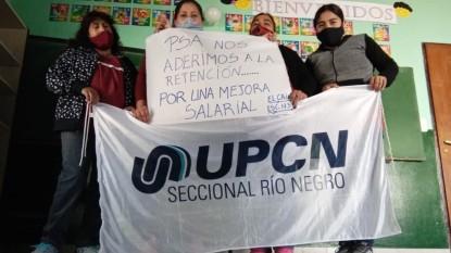 upcn, PORTERAS