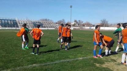 preseleccion futbol juegos araucania