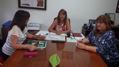 catriel, Viviana Germanier, María Maldonado, Graciela López