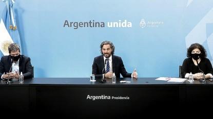 Matías Lammens, SANTIAGO CAFIERO, Carla Vizzotti