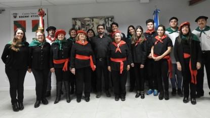 coro del Centro Vasco
