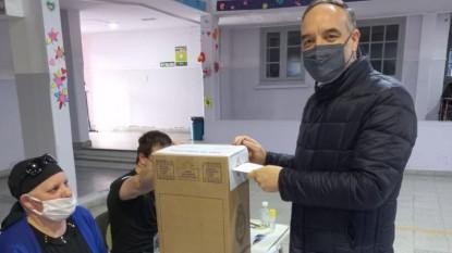 martin doñate, elecciones, paso 2021, PASO