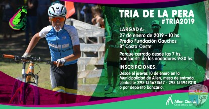 triatlon de la pera