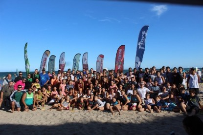 Beach Handball, Campeones