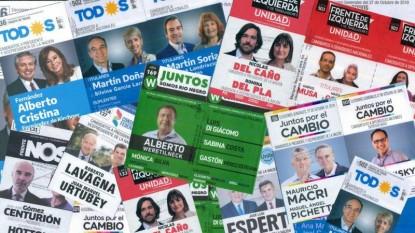 boletas, elecciones 2019, rio negro