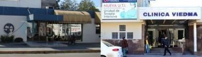 CLINICA VIEDMA, sanatorio austral