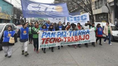 CTA, marcha