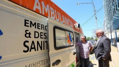 zgaib, ambulancias