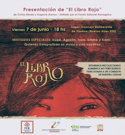 EL LIBRO ROJO, CINTIA UBEDA, EUGENIA ALONSO