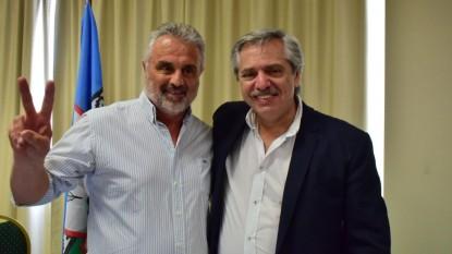 RICARDO CURETTI, ALBERTO FERNANDEZ
