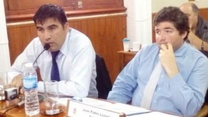 MARIO GUANCA, JUAN PABLO LOZANO