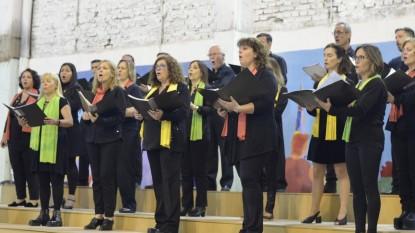 coro, universidad del comahue